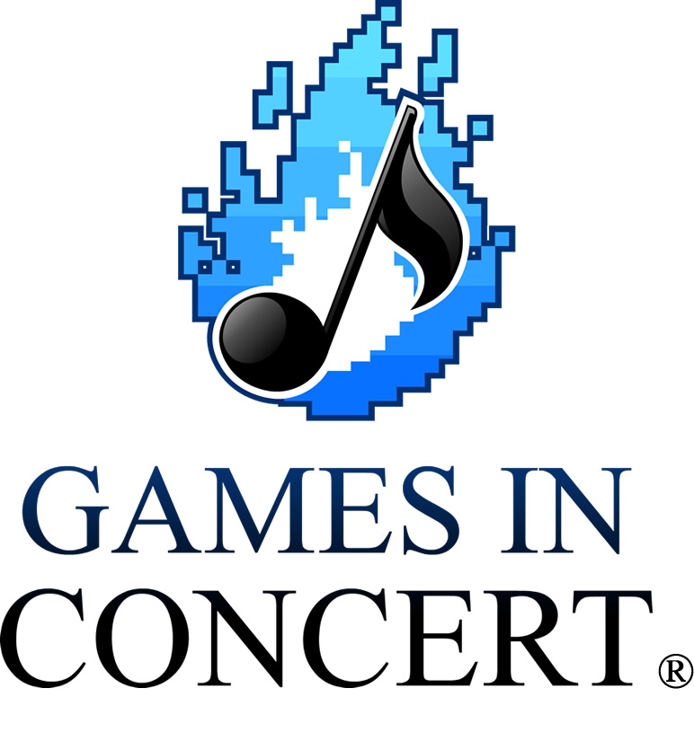games in concert logo